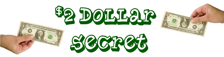 The $2 Dollar Secret to Marketing Success