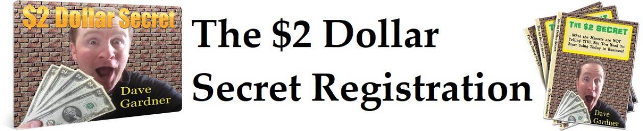 2 Dollar Secret